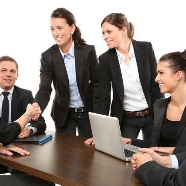 Rekryteringsprocessen vid personalrekrytering